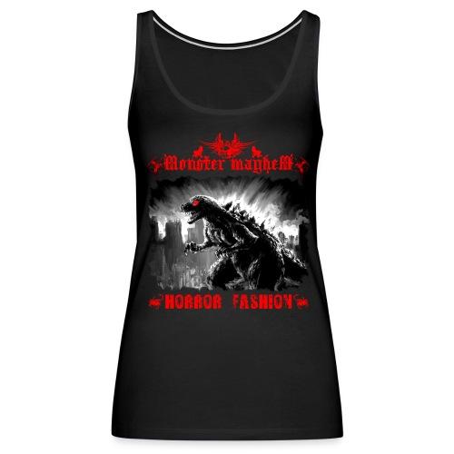 Monster Mayhem 1 - Women's Premium Tank Top