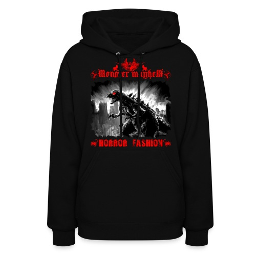 Monster Mayhem 1 - Women's Hoodie