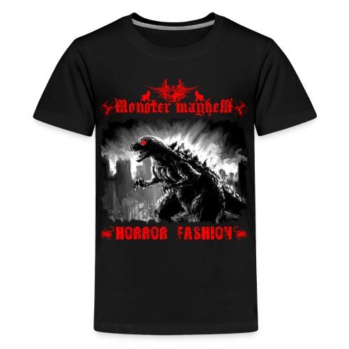 Monster Mayhem 1 - Kids' Premium T-Shirt