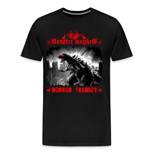 Monster Mayhem 1 - Men's Premium T-Shirt