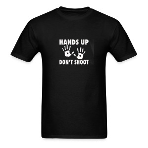 Hands Up, Don't Shoot MEN - Men's T-Shirt