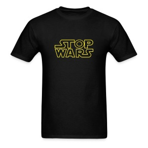 Stop Wars MEN - Men's T-Shirt