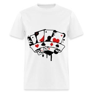 Deck Of Cards Men's T-Shirt - Men's T-Shirt