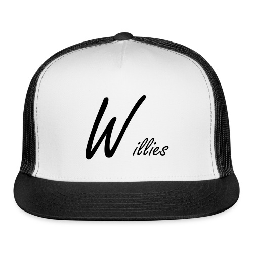 Original Willies Flat Cap - Trucker Cap