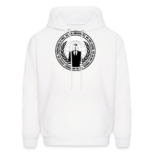 We Are Anonymous - MEN - Men's Hoodie