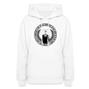 We Are Anonymous - WOMEN - Women's Hoodie