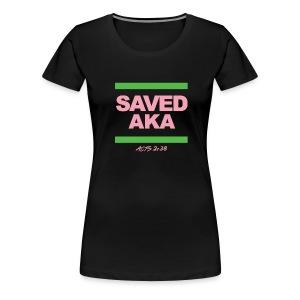 AKAREDO - Women's Premium T-Shirt
