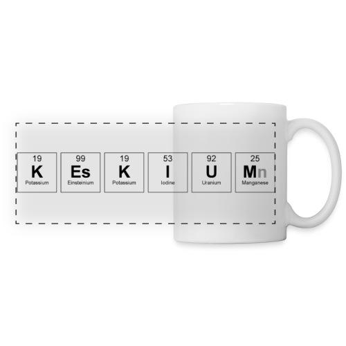 Tasse logo long - Panoramic Mug