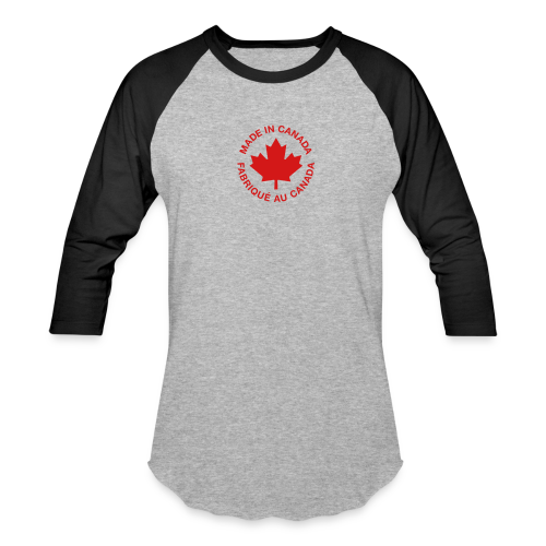 Made In Canada - Baseball T-Shirt