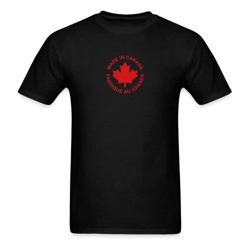 Made In Canada - Men's T-Shirt