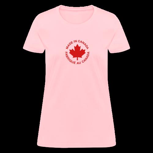 Made In Canada - Women's T-Shirt