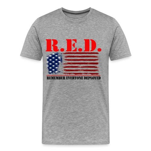 Men's R.E.D. Friday Premium T-Shirt - Men's Premium T-Shirt