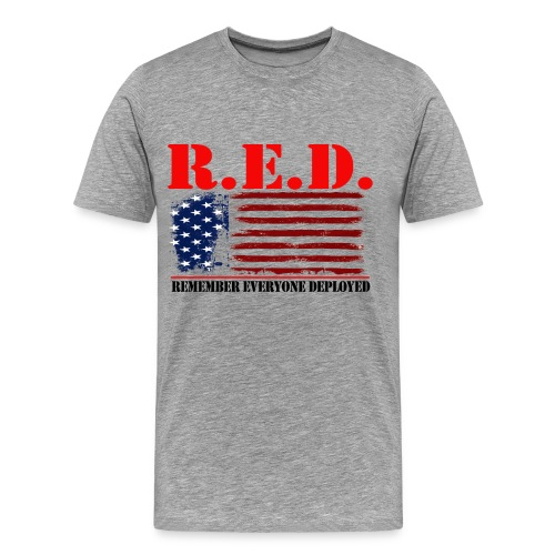 Men's R.E.D. Friday Premium T-Shirt - Men's Premium T-Shirt