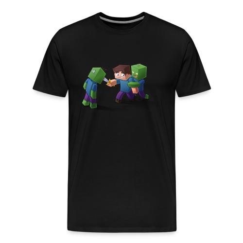 Evil Mobs T-Shirt - Men's Premium T-Shirt