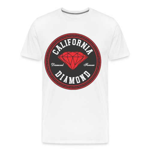 Californiaaa Dia - Men's Premium T-Shirt