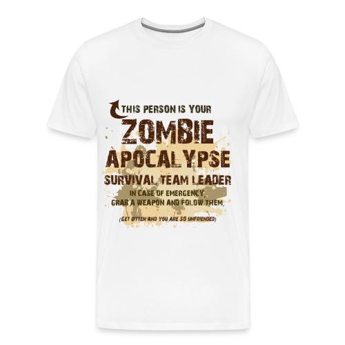 Im The Leader - Men's Premium T-Shirt