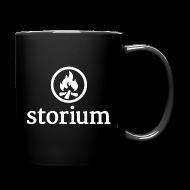 Mugs & Drinkware ~ Full Color Mug ~ Storium coffee mug