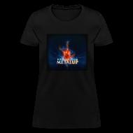 Women's T-Shirts ~ Women's T-Shirt ~ Metal Up Shirt Womens