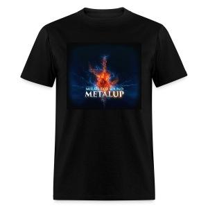Metal Up Shirt Mens - Men's T-Shirt