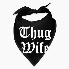 THUG WIFE Caps