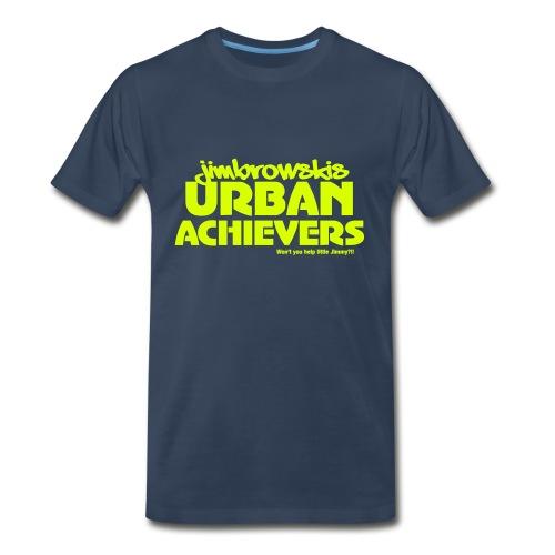JB's URBAN ACHIEVERS - Men's Premium T-Shirt