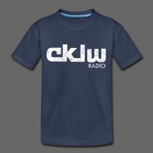 CKLW Radio - Toddler Premium T-Shirt