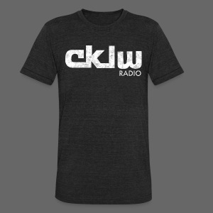CKLW Radio - Unisex Tri-Blend T-Shirt by American Apparel