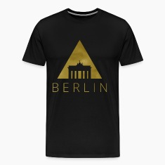 Berlin Hipster Triangle T-Shirts
