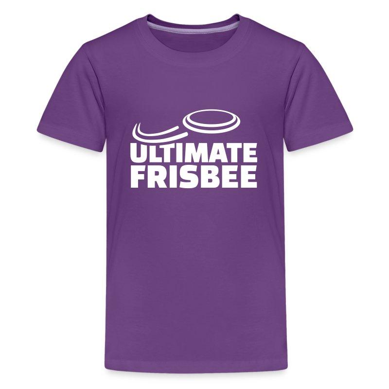 Ultimate Frisbee T Shirt Design