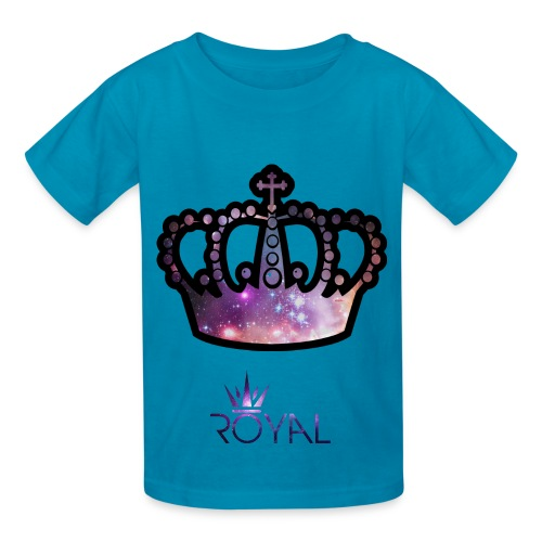 Royal  - Kids' T-Shirt