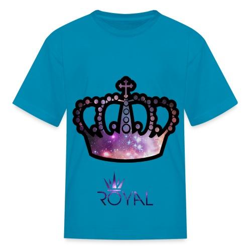 Royal  - Kids' T-Shirt