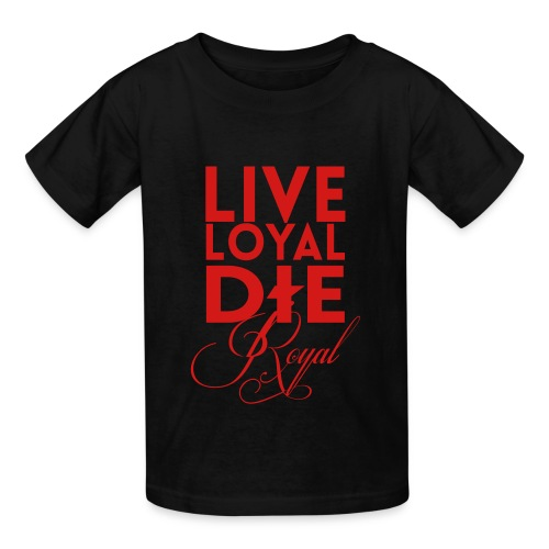 Stay Royal - Kids' T-Shirt