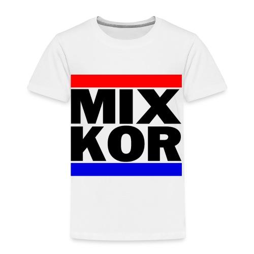 MIX KOR Toddler T-Shirt - White - Toddler Premium T-Shirt