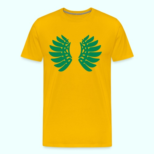 Duck's Football T-Shirt - Men's Premium T-Shirt