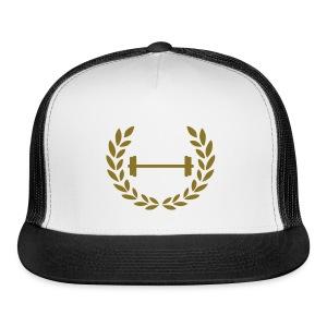 Barbell Trucker Hat - Trucker Cap