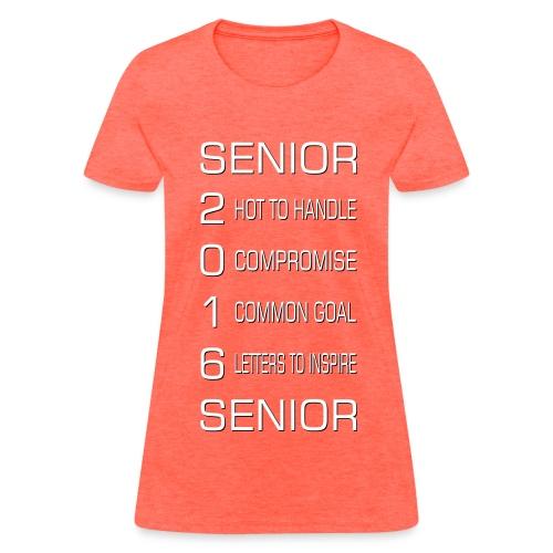 Women's Senior Inspires - Women's T-Shirt
