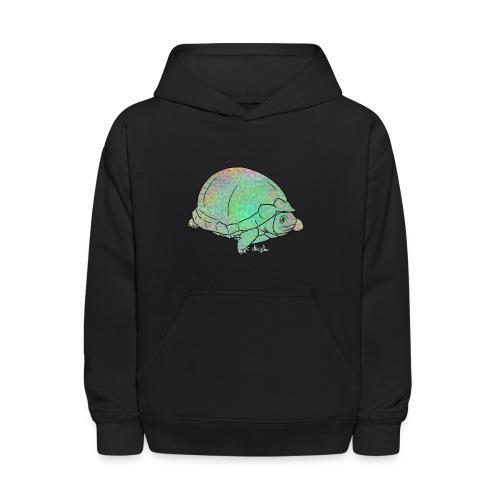 Kid's Trippy Turtle Hoodie - Kids' Hoodie