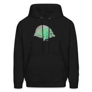 Men's Trippy Turtle Hoodie - Men's Hoodie
