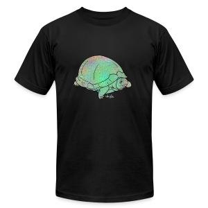 Men's Trippy Turtle Tee - Men's Fine Jersey T-Shirt