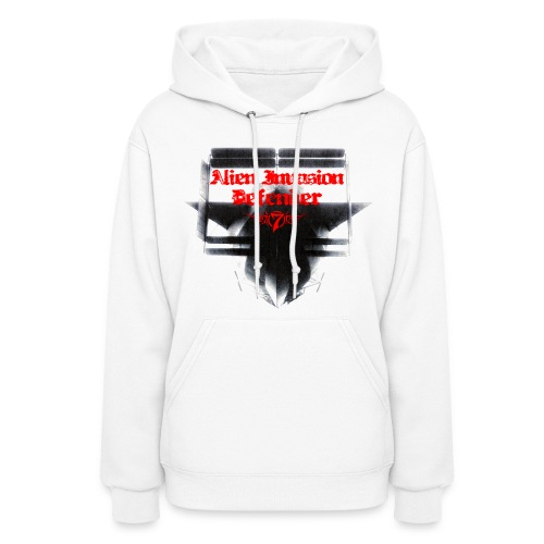 Alien Invasion Defender 3 - Women's Hoodie