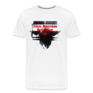 Alien Invasion Defender 3 - Men's Premium T-Shirt