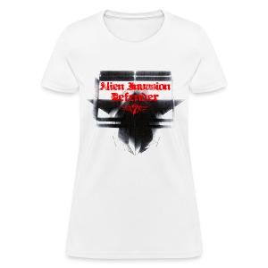 Alien Invasion Defender 3 - Women's T-Shirt