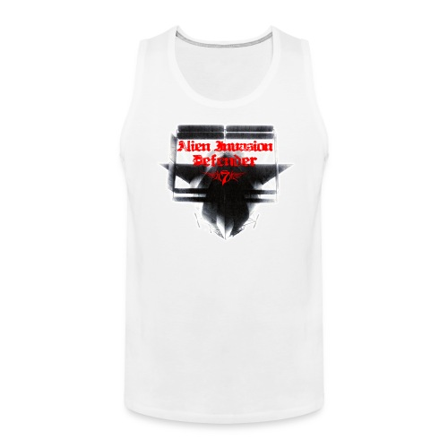 Alien Invasion Defender 3 - Men's Premium Tank