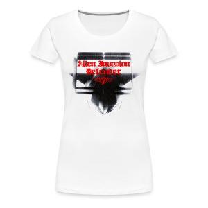 Alien Invasion Defender 3 - Women's Premium T-Shirt