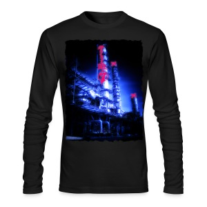 Chemical Plant - Men's Long Sleeve T-Shirt by Next Level