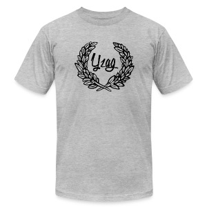 Yzag Men's T-Shirt by American Apparel - Men's Fine Jersey T-Shirt