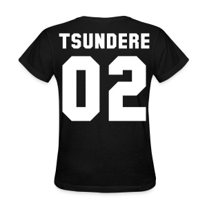 TSUNDERE 02 - Women's T-Shirt
