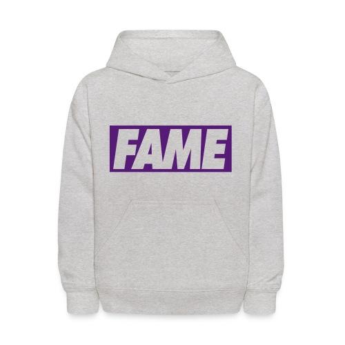 Fame Hoodie - Kids' Hoodie