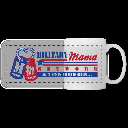 Military Mama Network Coffee Mug - Panoramic Mug