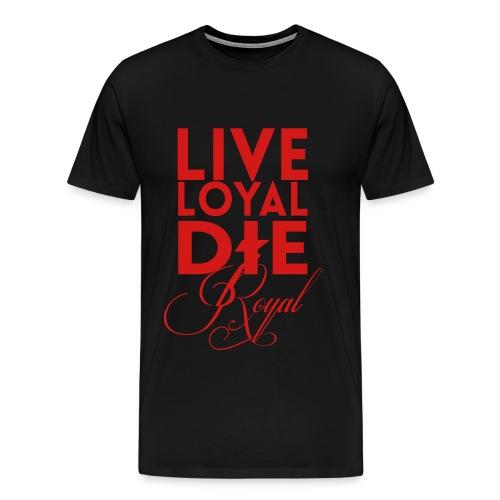 Stay Royal - Men's Premium T-Shirt